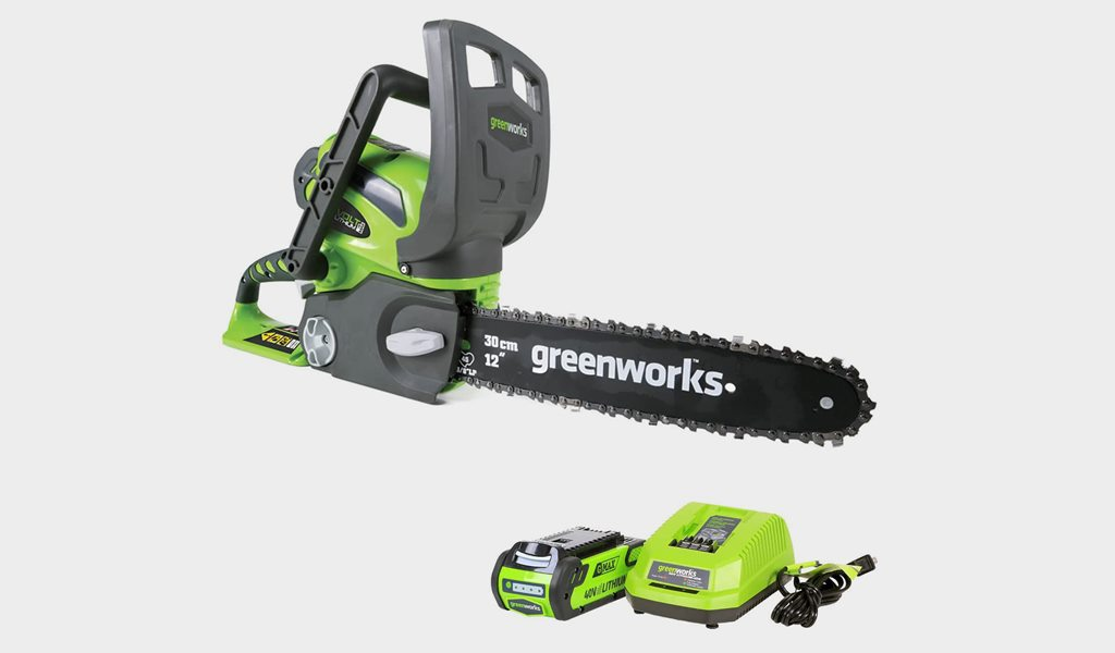 3 WORX WG303.1, 16 Inches-Electric Chainsaw