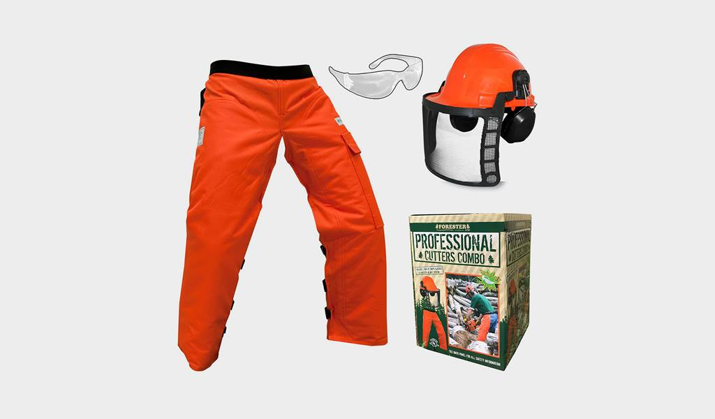 5. Forester OEM Arborist Forestry Professional Cutter's Combo Kit