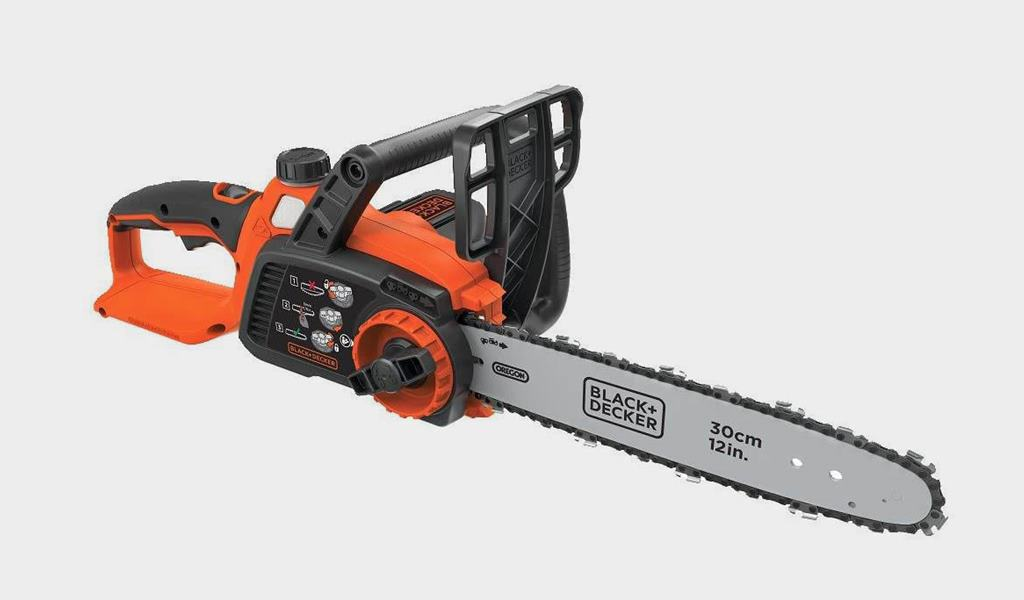 7 - BLACK+DECKER LCS1240B