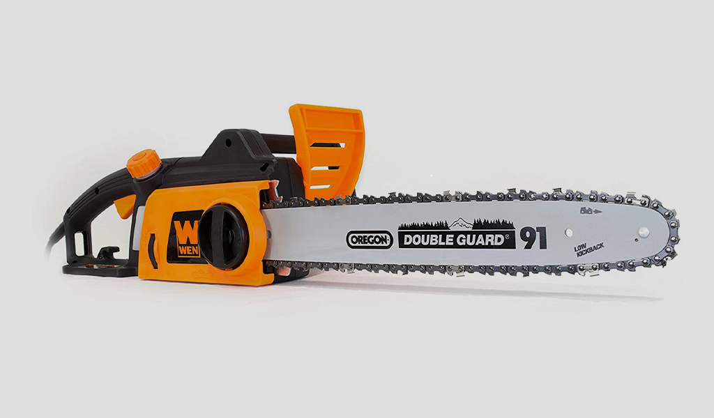 2 WEN 4017 Electric Chainsaw