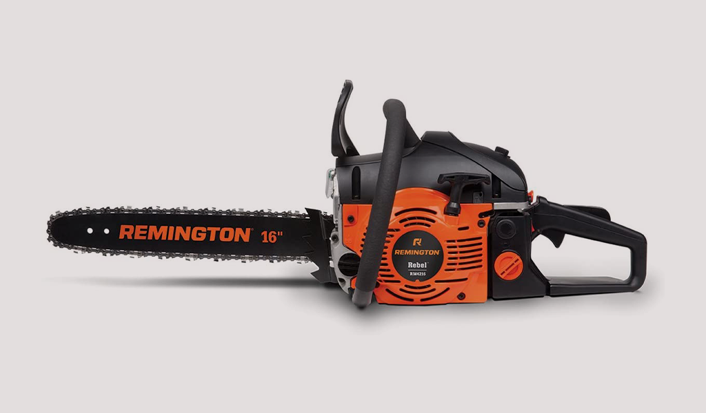 1 Gas Powered Chainsaw