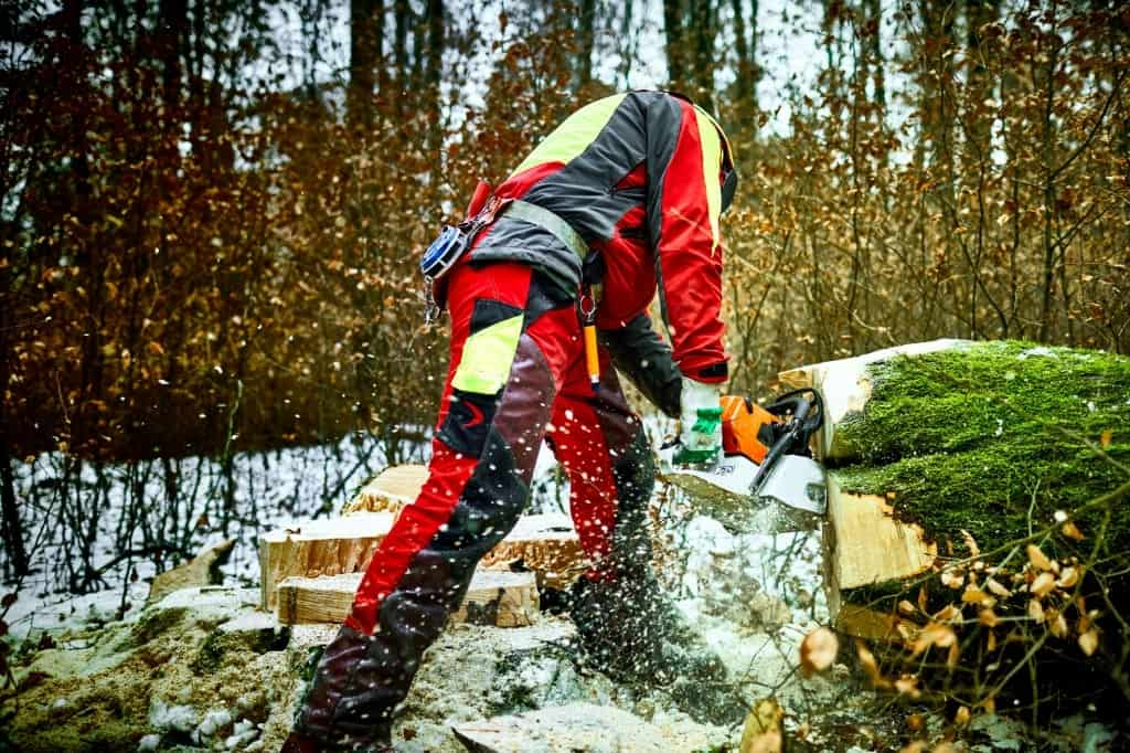 Best chainsaw chaps and pants