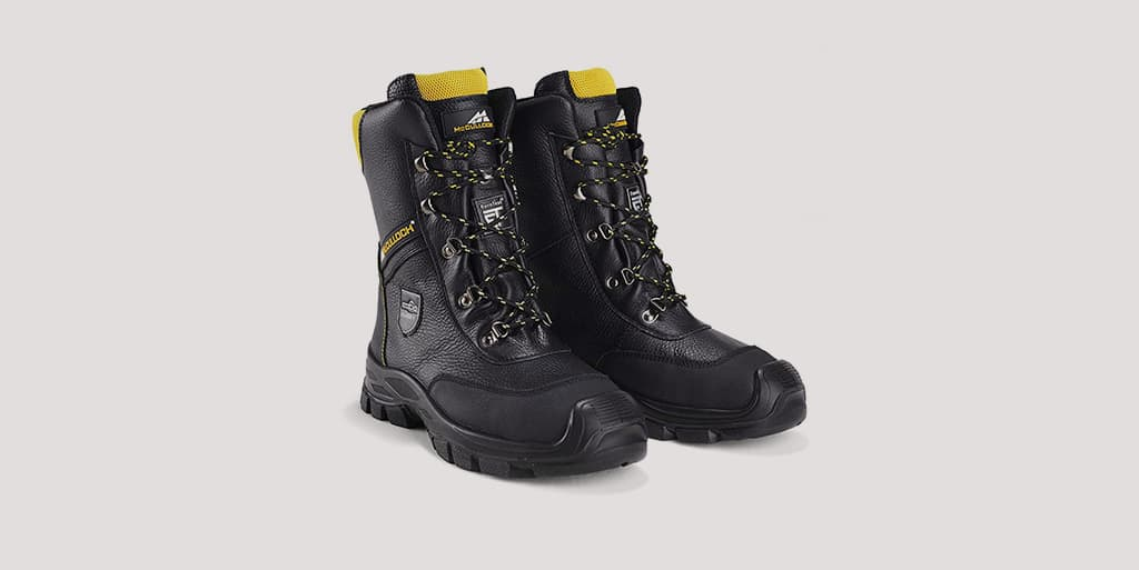Haix Protector Pro Forest Chainsaw Boots