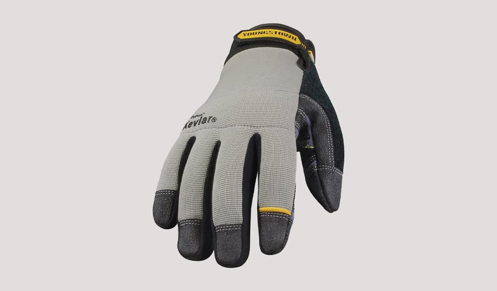 Youngstown 05-3080-70-L Chainsaw Gloves